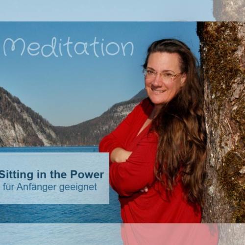 gefuehrte Meditation fuer Anfaenger