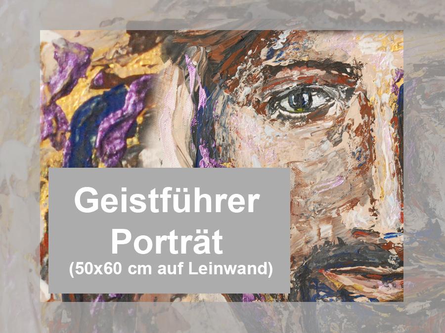 Geistführer Porträit